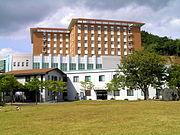 University Dormitory