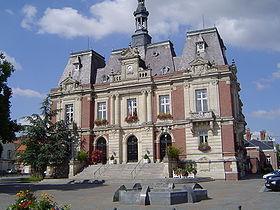 L'hôtel-de-ville de Doullens