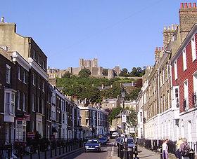 Douvres et son château
