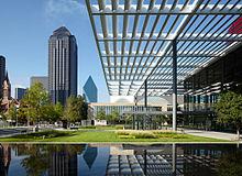 Dallas Arts District.