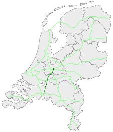 Itinéraire de la route européenne 311