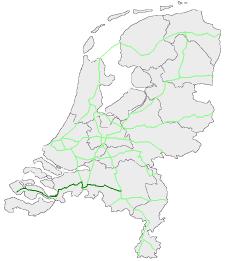 Itinéraire de la route européenne 312