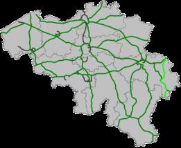 Itinéraire de la route européenne 421