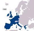 AET haritası (1990)