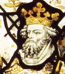 King Edgar of England