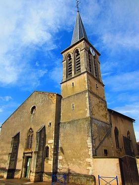 Église Saint-Etienne.