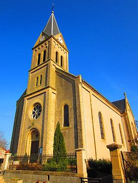 Église Paroissiale Saint-Sébastien.
