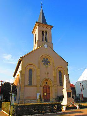 Église Paroissiale Saint-Antoine Abbé.