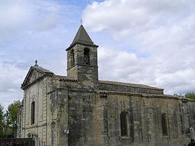Église de Saint-Laurent-d'Aigouze
