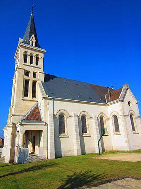 Église Saint-Pierre.
