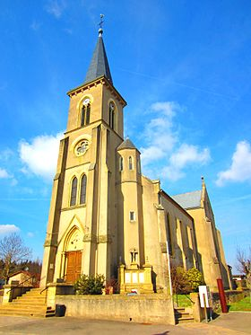 Église Saint-Rémi.