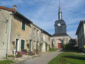 Eglise d'Aincreville