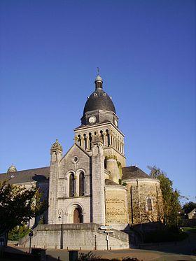 L'église Saint-Cyr-et-Sainte-Julitte