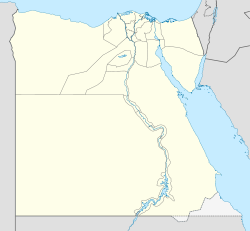 Nekhen is located in Egypt