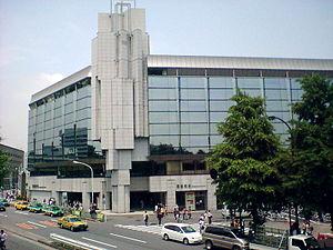 Eki-Shinanomachi.JPG
