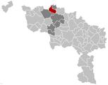 Ellezelles Hainaut Belgium Map.png