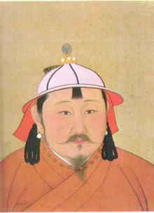 Painting of Emperor Temur