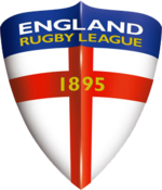 Badge of England team