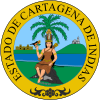 Blason de Carthagne des Indes