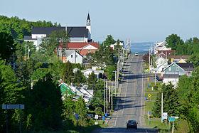 Village d'Esprit-Saint