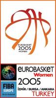 Eurobasket Women 2005 logo