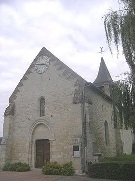 Église de Chivres-en-Laonnois