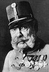 Frans Jozef I van Oostenrijk in 1914