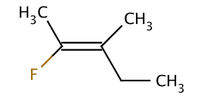 Fluoromethylpentene