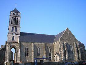 L'église Saint-Gerbold