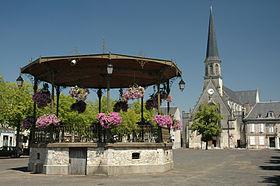 Image illustrative de l'article Montoire-sur-le-Loir