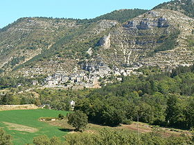 Vue générale de Montbrun