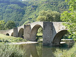 France Quézac Lozère Pont 1.jpg