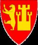 Blason de Fredrikstad