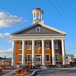 Fulton County PA Courthouse.JPG