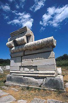 L'Héraion de Samos, grand sanctuaire ionien d'Héra