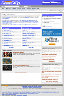 Gamefaqs frontpage 2009.png