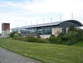 Bâtiment de la gare.