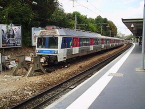 Z 6400 à Saint-Cloud.