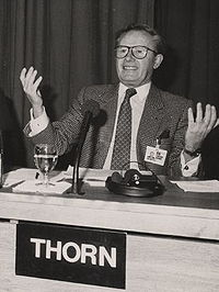 Gaston Thorn - World Economic Forum Annual Meeting 1986.jpg