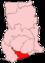 Location of Central Region in Ghana