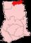Location of Upper East Region in Ghana