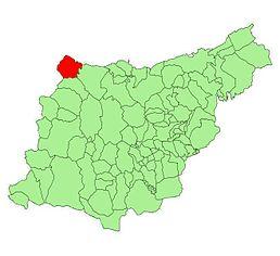 Localisation de Mutriku