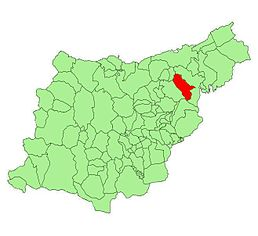 Localisation de Urnieta