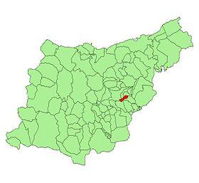 Localisation de Leaburu