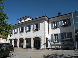 Gland - Gland municipal administration building