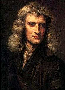 Head and shoulders portrait of man in black with shoulder-length grey hair, a large sharp nose, and an abstracted gaze