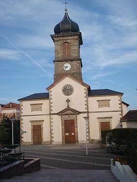 L'église Saint-Abdon-et-Sennen