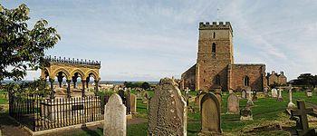 Grace Darling Memorial at Bamborough Church.jpg