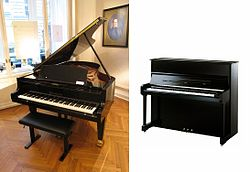 Grand piano and upright piano.jpg