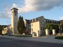 Grant Hall at Queen's University